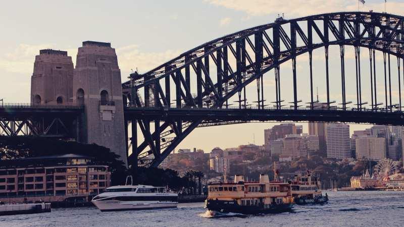 programas-imperdiveis-sydney-australia-harbour-bridge
