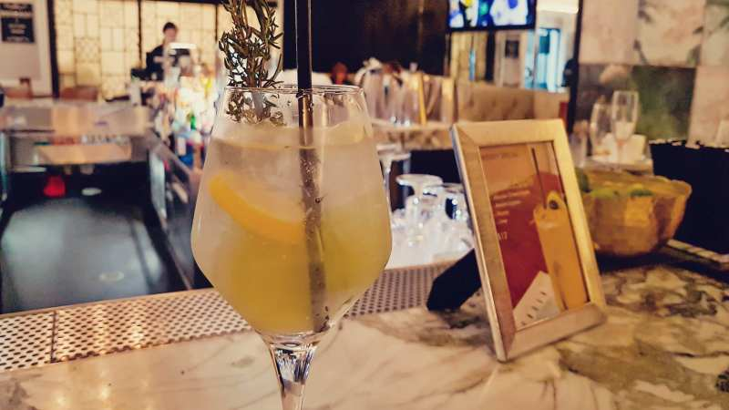 The London West Hollywood at Beverly Hills - bar e drinks