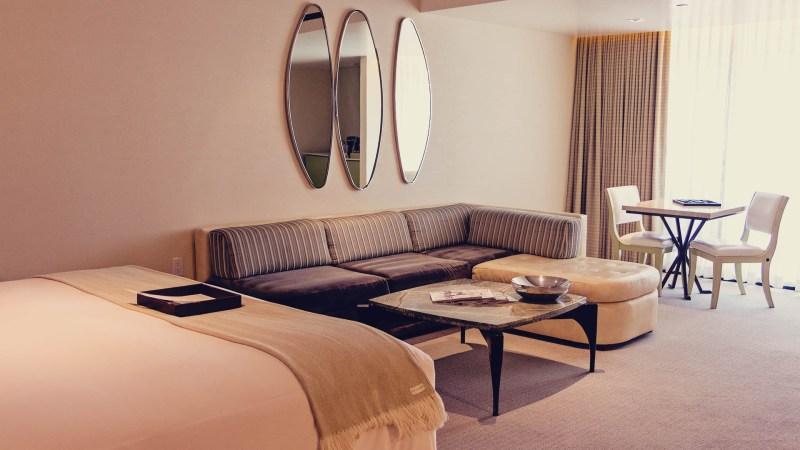 The London West Hollywood at Beverly Hills - quarto com sacada