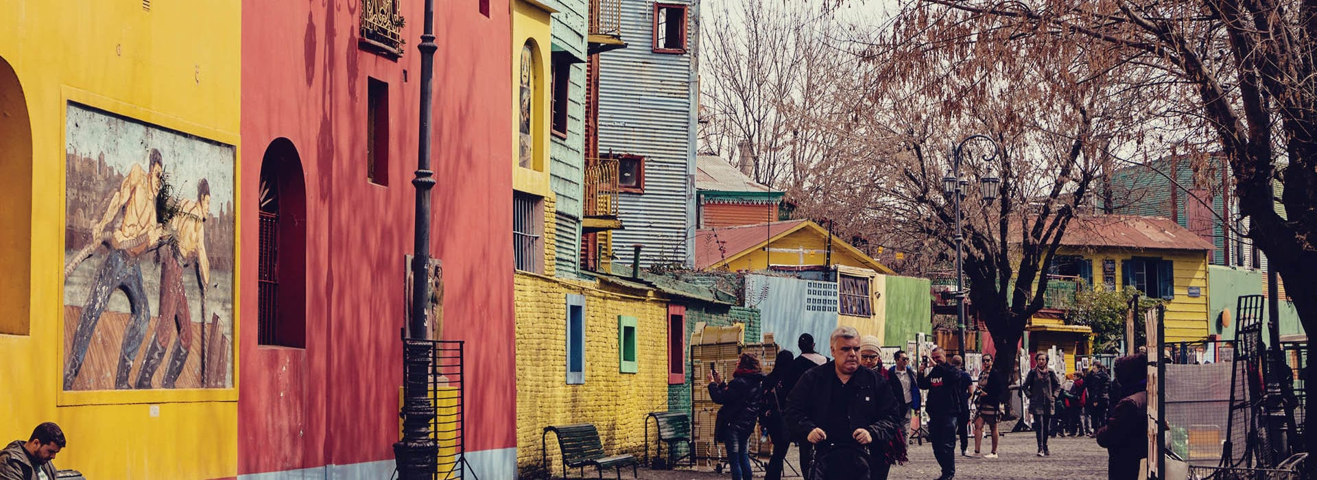O que fazer em Buenos Aires gastando pouco - caminito