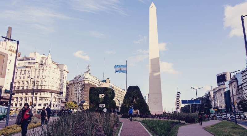 O que fazer em Buenos Aires gastando pouco - obelisco