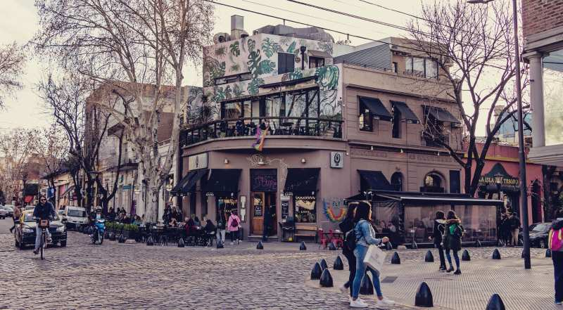 O que fazer em Buenos Aires gastando pouco - Palermo Soho