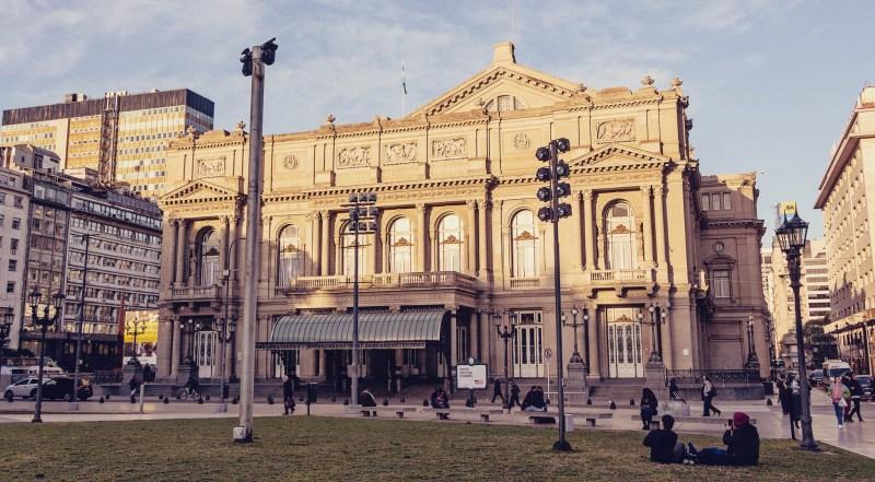 O que fazer em Buenos Aires gastando pouco - teatro colon