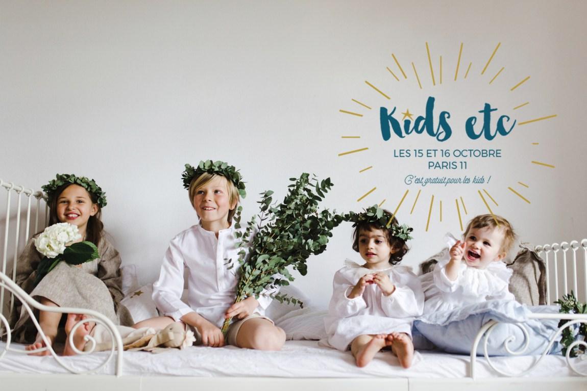 Kids etc c'est ce week-end ! - Blog famille Sunday Grenadine