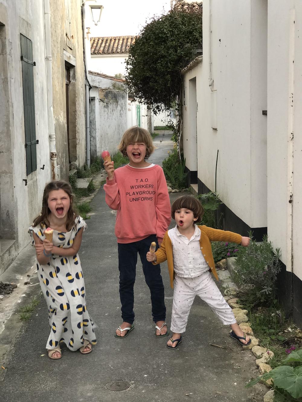 Petit Bec, Olive maman poule de 3 bambins - Blog famille Sunday Grenadine