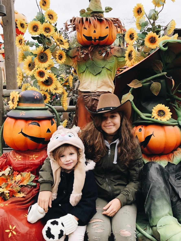 Disneyland Paris en Famille pour Halloween 12