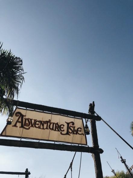 Disneyland Paris - Adventureland // Crédit Photo - Clémentine Marchal