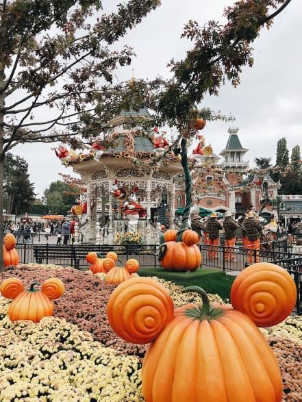 Disneyland Paris - Main Street U.S.A // Crédit Photo - Clémentine Marchal