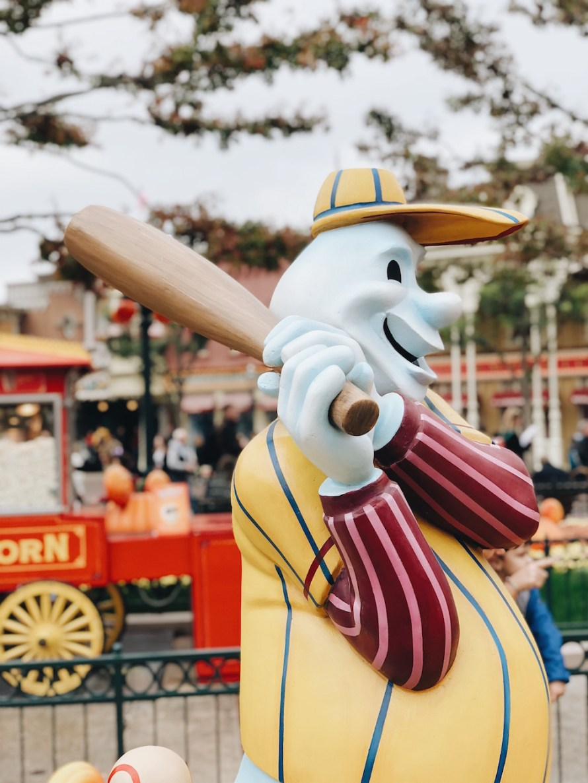 Disneyland Paris en Famille pour Halloween 2