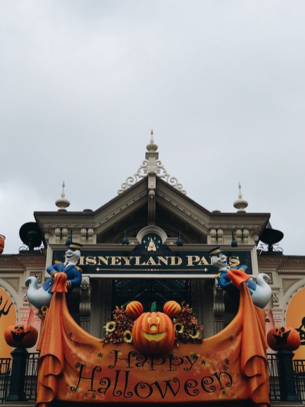 Disneyland Paris - Main Street U.S.A // Crédit Photo - Clémentine Marchal