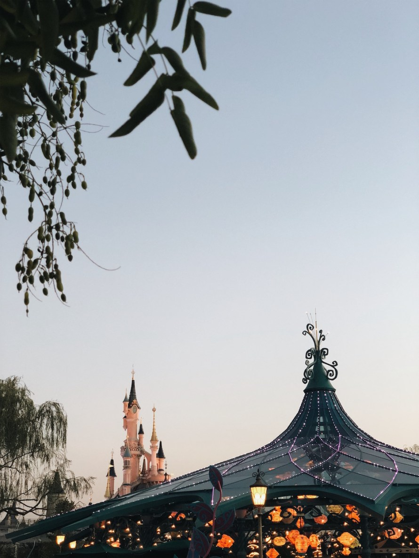 Disneyland Paris en Famille pour Halloween 10