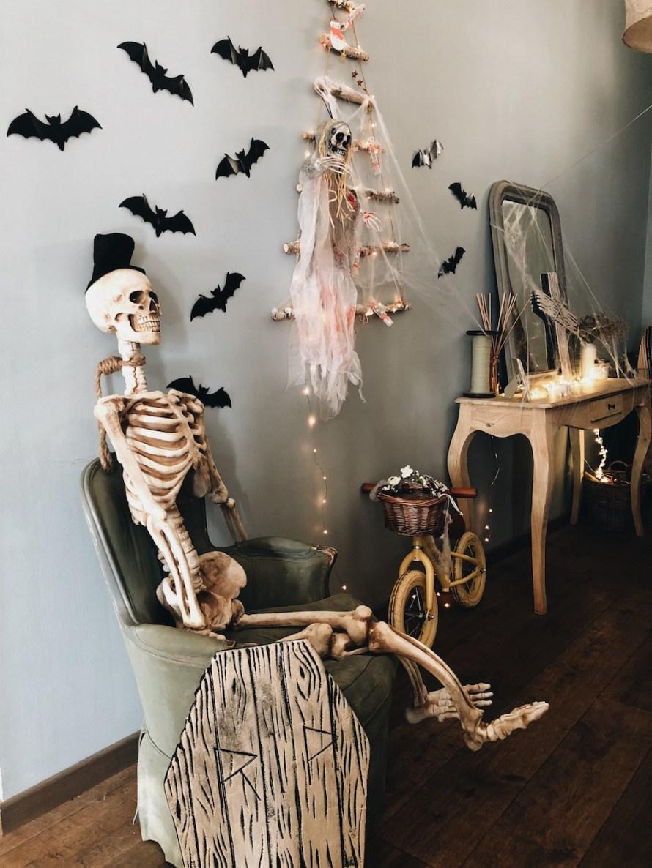 Décorer sa maison pour Halloween 6