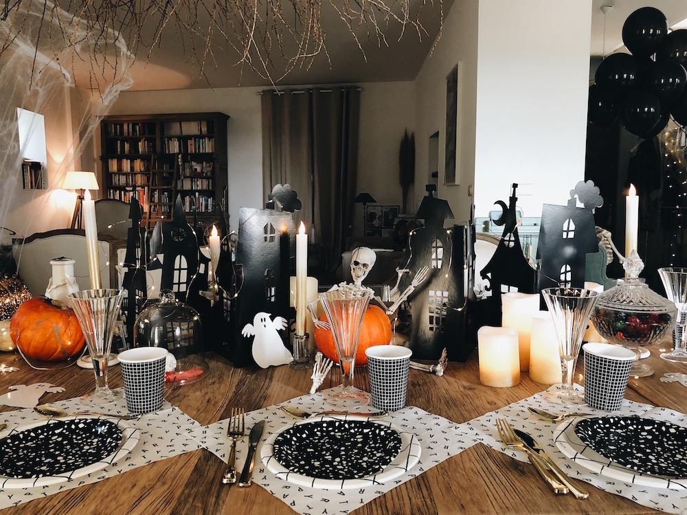 Décorer sa maison pour Halloween - Blog famille Sunday Grenadine