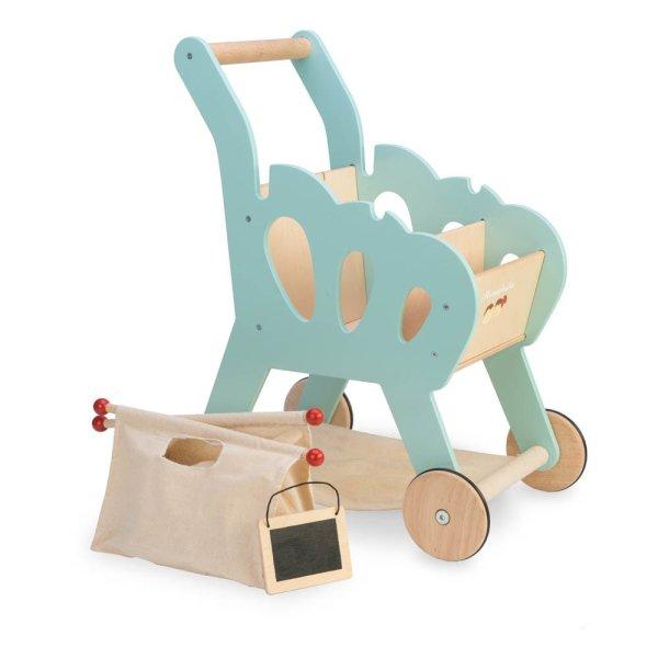 Le Toy Van - Chariot de course Bleu 1