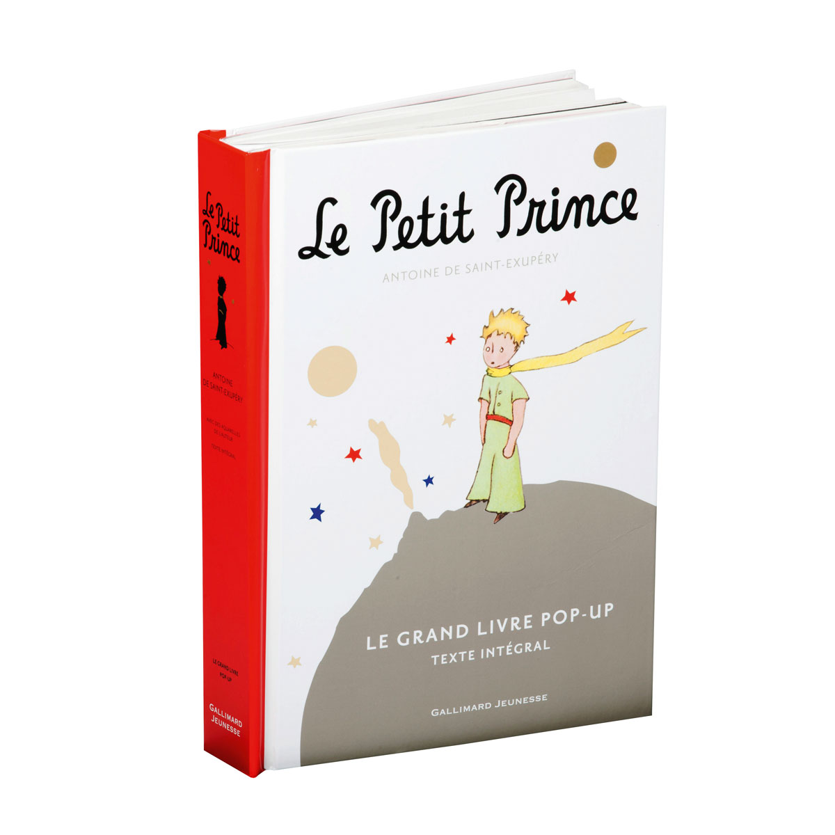 Gallimard Jeunesse Le Livre Pop Up Le Petit Prince Sunday Grenadine