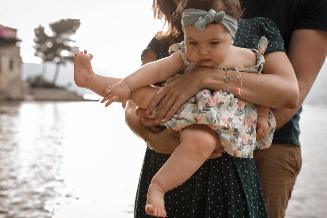 Marion + Joris + Lou, 8 mois - Blog famille Sunday Grenadine