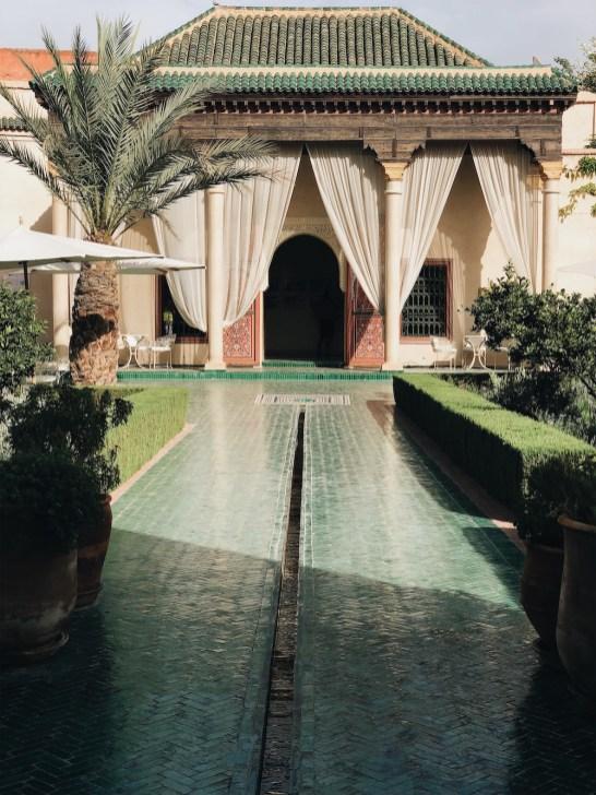 Jardin Secret Marrakech // Crédit - Clémentine Marchal