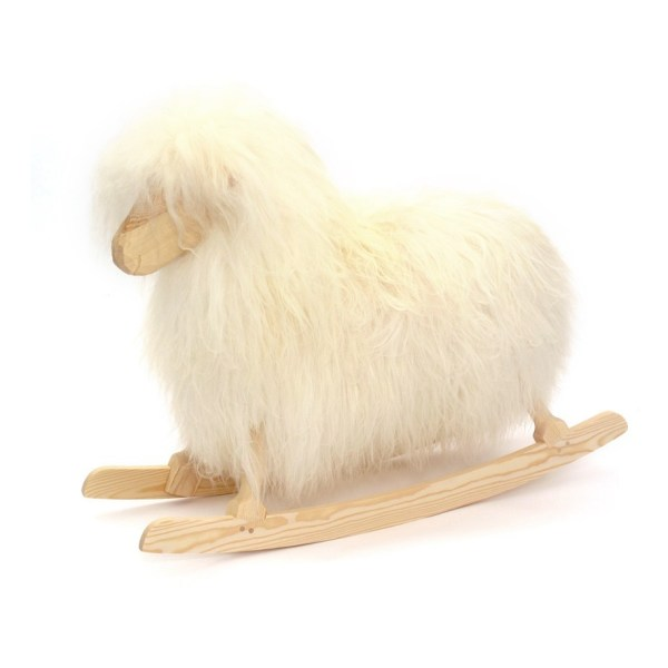 Danish Crafts-Povl Kjer - Mouton à bascule - Blog famille Sunday Grenadine