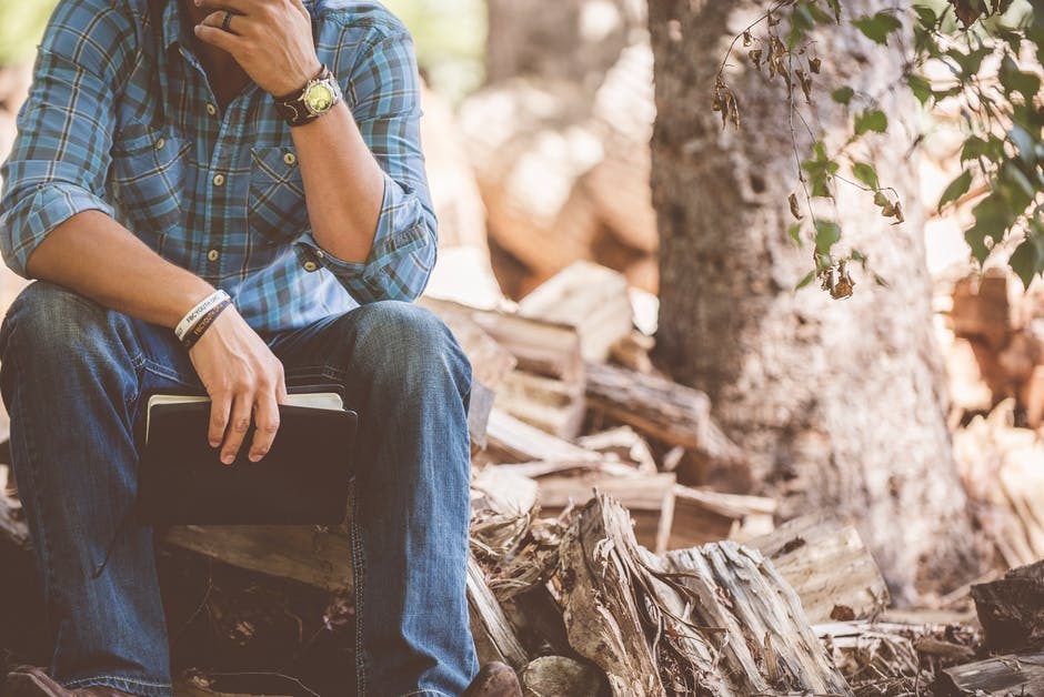Hump Day Prayer: Help Us to Fight Temptation With Your Word