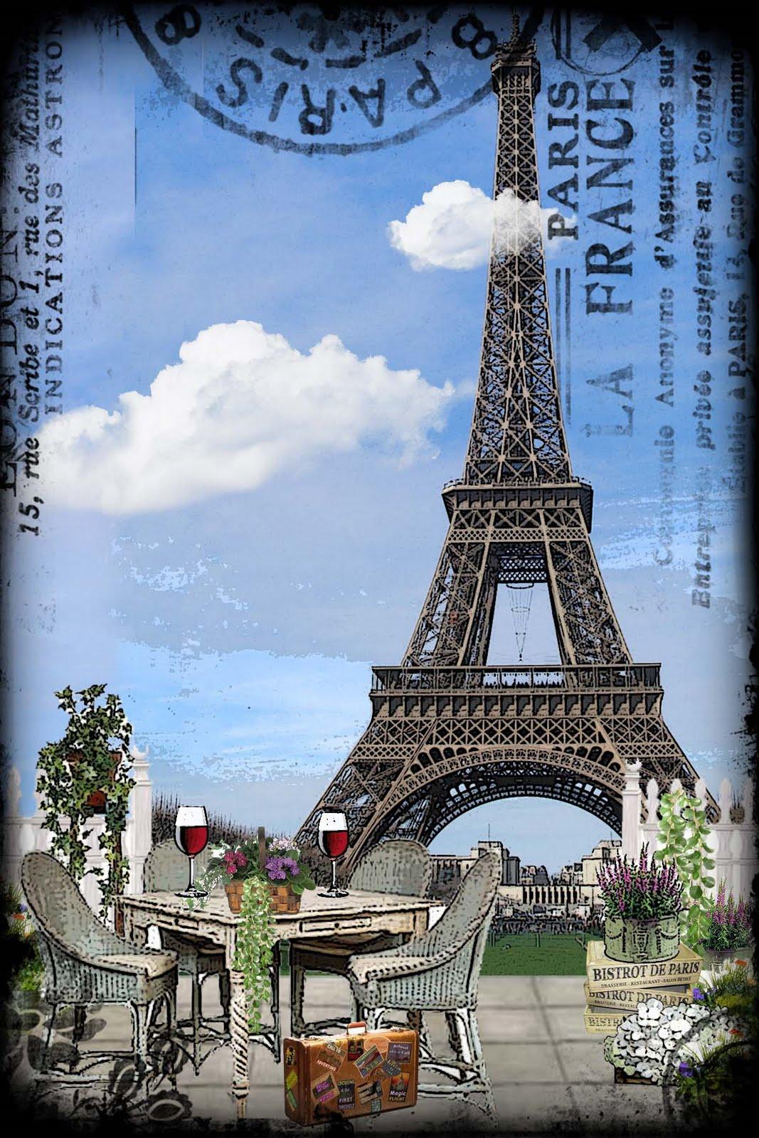 April 2010 Sunday Postcard Art