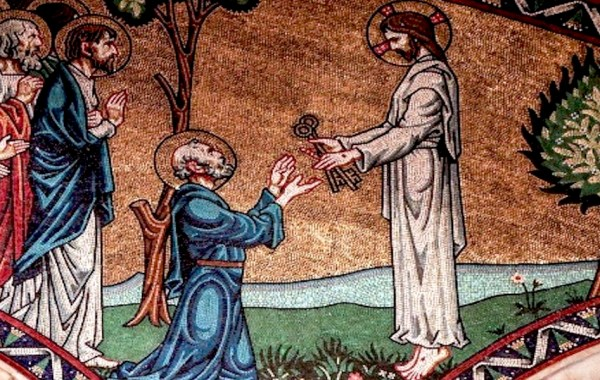 Homilies/Reflections - Easter 6B