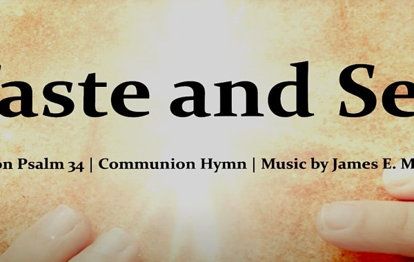Music for 19th Sunday in Ordinary Time (B)
