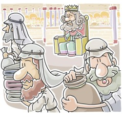 parable of the wedding feast sunday school lesson