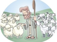 Sunday School Lesson on the Parable of the Sheep and the Goats
