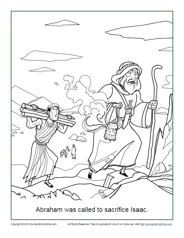 ABRAHAM AND ISAAC ACTIVITIES FOR CHILDREN PDF - Auto ...