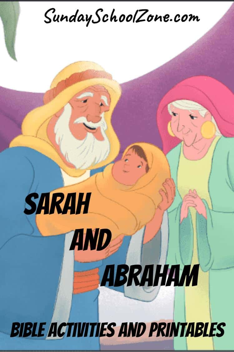 hight resolution of Free Abraham and Isaac Bible Activities on Sunday School Zone