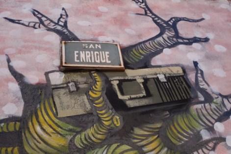 Calle San Erique - Cerro Alegre - Valparaiso