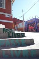 Calle du Cerro Alegre - Valparaiso