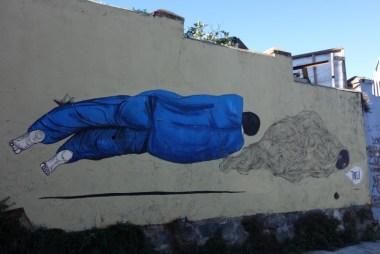 """Grafitti - """"Le rêveur"""""""