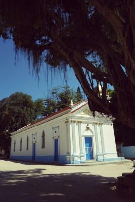 La plus vieille église de Paqueta