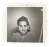 Odette en 1950