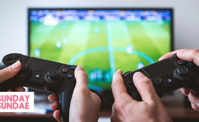 Great Video Games For Couples To Play Sunday Sundae
