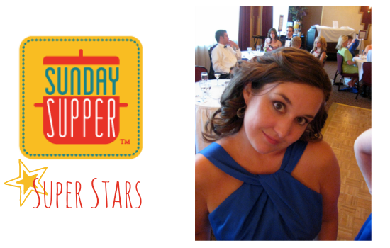 Sunday Supper Super Stars - Lori from Foxes Love Lemons