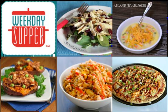 Weekday Supper 10.14-10.18