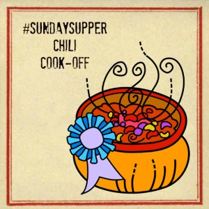 Sunday Supper Chili Cook-Off