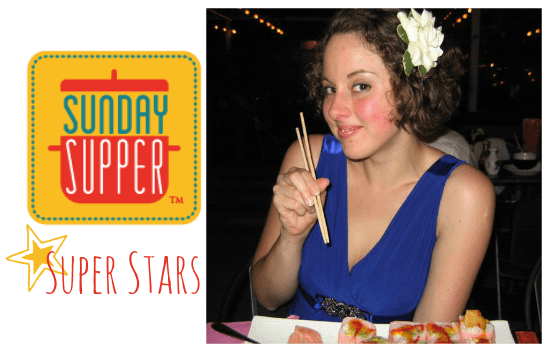 Sunday Supper Super Stars - Courtney from Neighborfood