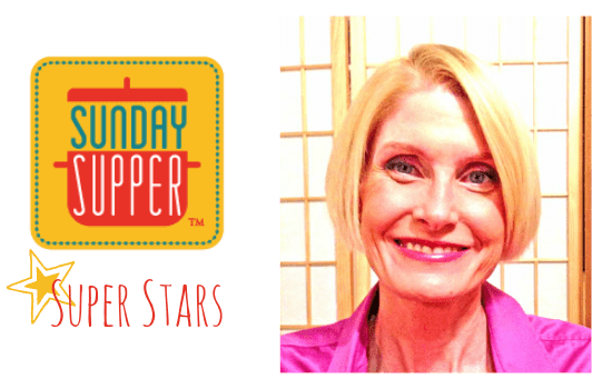 Sunday Supper Super Star: Kim from The Ninja Baker