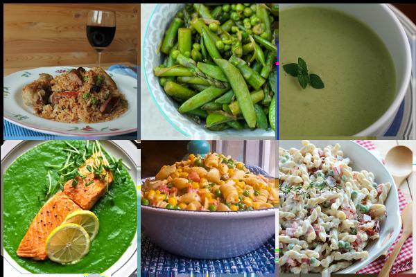 Green Peas Recipes 1