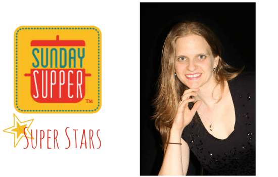 Sunday Supper Super Stars - Heather from Hezzi-D's Books and Cooks
