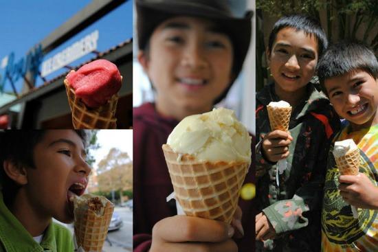 Camilla's Ice Cream Shoppe search