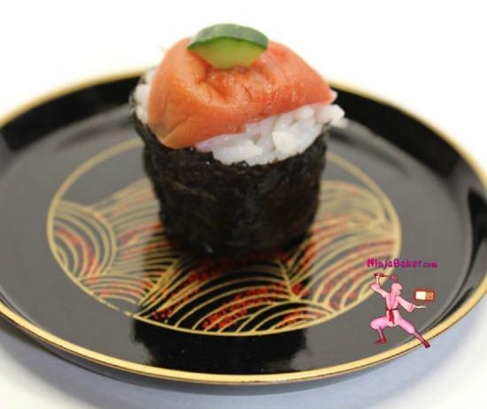 Japanese Plum Sushi