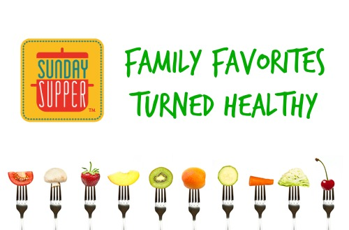 Family Favorites Turned Healthy