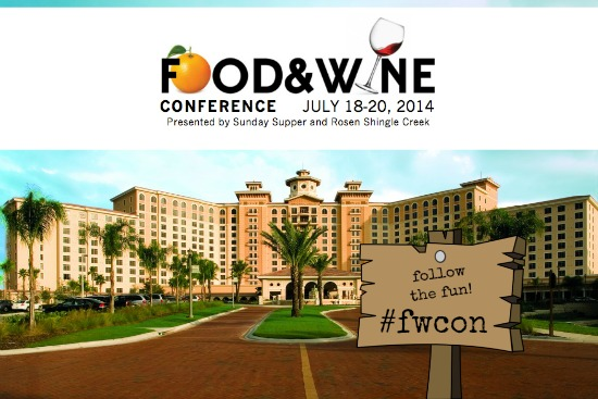 food and wine conference 2014