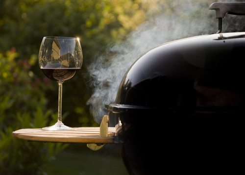 #SundaySupper Grilled Food and Wine Pairing with Gallo Family