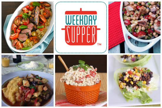 Weekday Supper 8.4-8.8