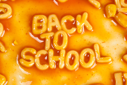 Back to School Sunday Supper